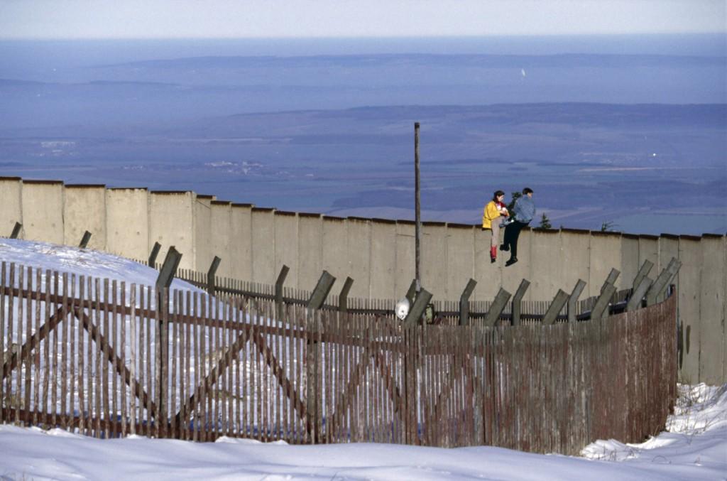 Brockenmauer