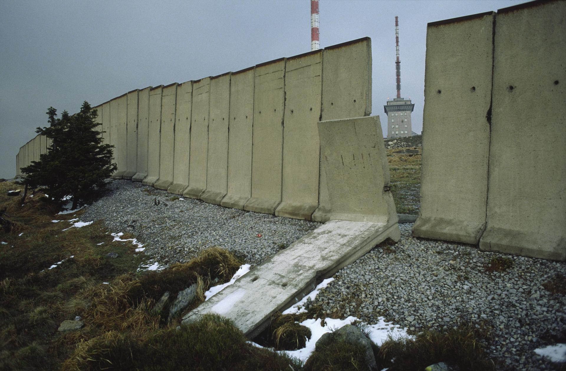 Die Brockenmauer kippt