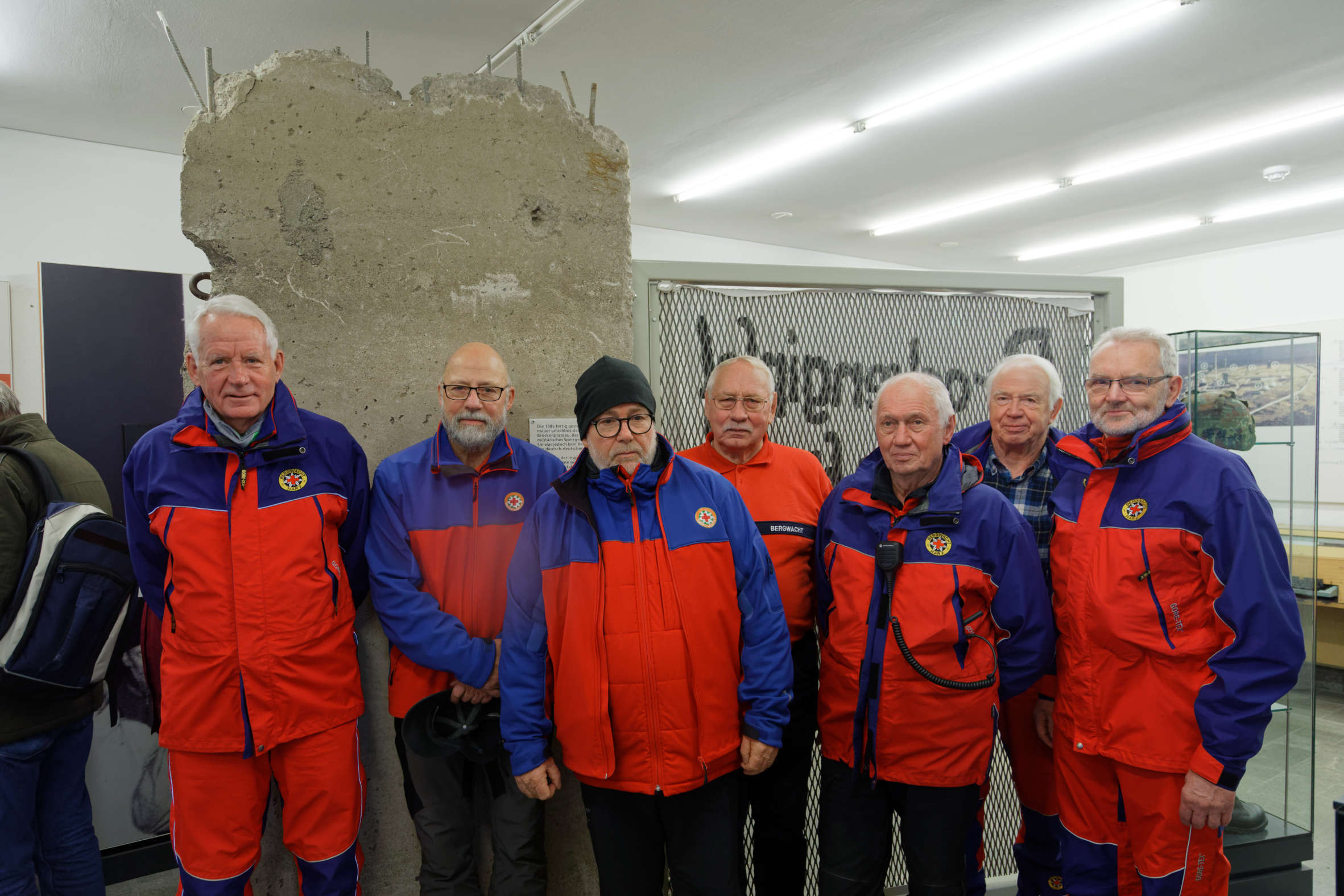 Gedenktag der historischen Brockenöffnung